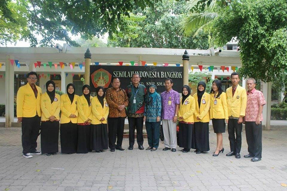 Mahasiswa Unnes PPL Antar Bangsa diterima di KBRI Bangkok