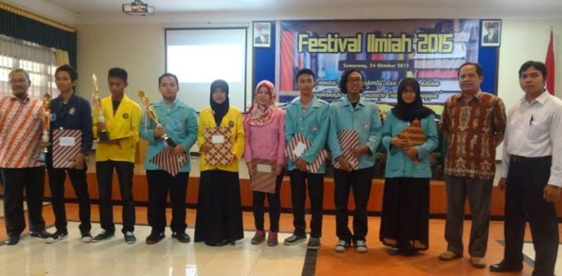Unnes Juara II Festival Ilmiah Fifa Sport