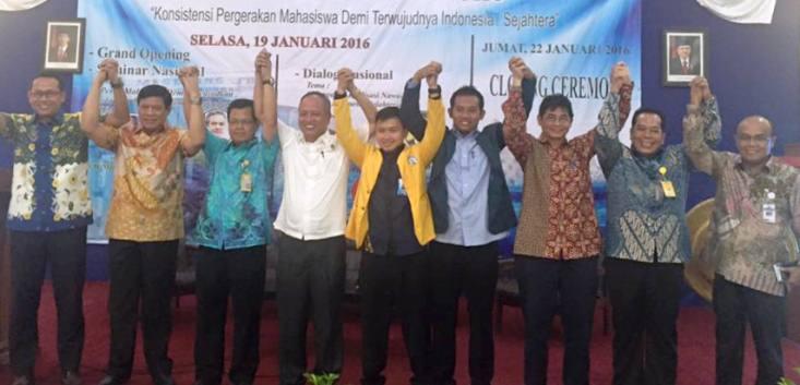 Rektor Unnes Ajak Mahasiswanya Tangkal Paham Radikal