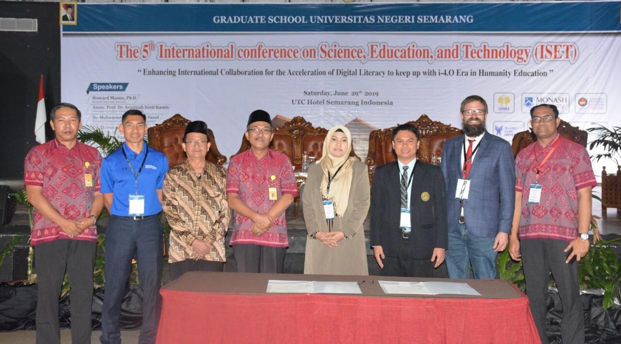 PPS UNNES Gelar Konferensi Inovasi dan Teknologi