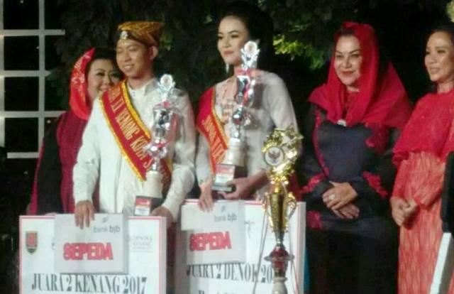 Mahasiswa FH dan FT UNNES Juara 2 Denok Kenang Semarang 2017