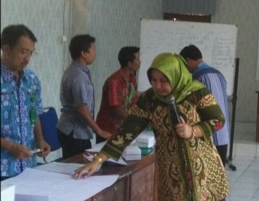 Kepala PSGA UNNES Narasumber Utama Pelatihan ASIA
