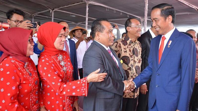 Presiden Jokowi Apresiasi Capaian UNNES