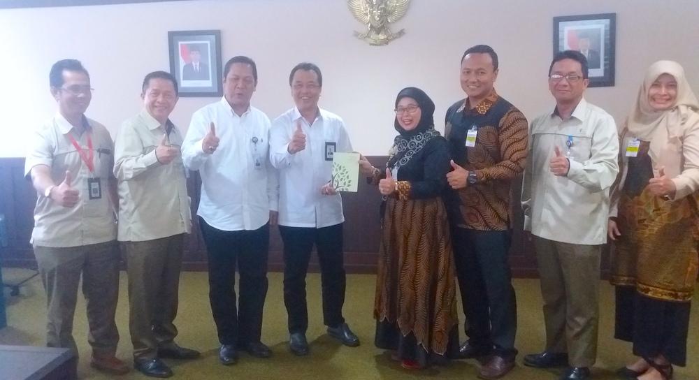 Perkuat kerjasama Industri, UNNES kunjungi PT Pupuk Sriwidjaja Palembang