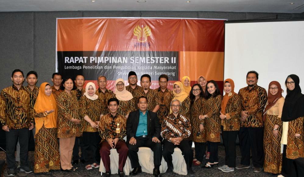Rektor Dorong Peningkatan Kinerja LPPM