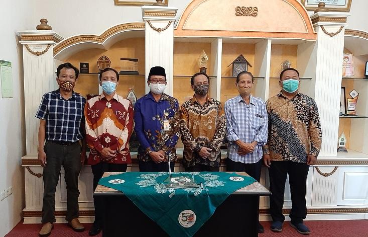 UNNES dan Balai Diklat Keagamaan Semarang Jalin Kerjasama Kelembagaan