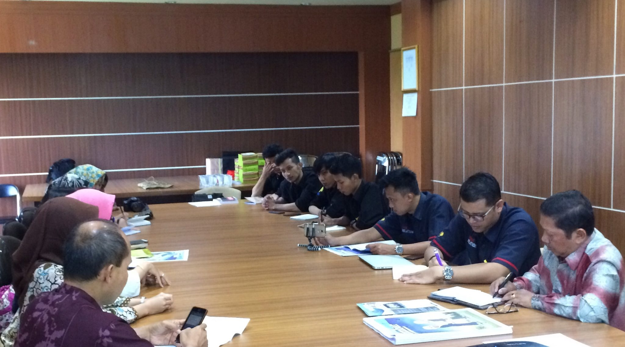 UPT Humas UNNES Adakan Kunjungan Kerja Ke Universitas Brawijaya