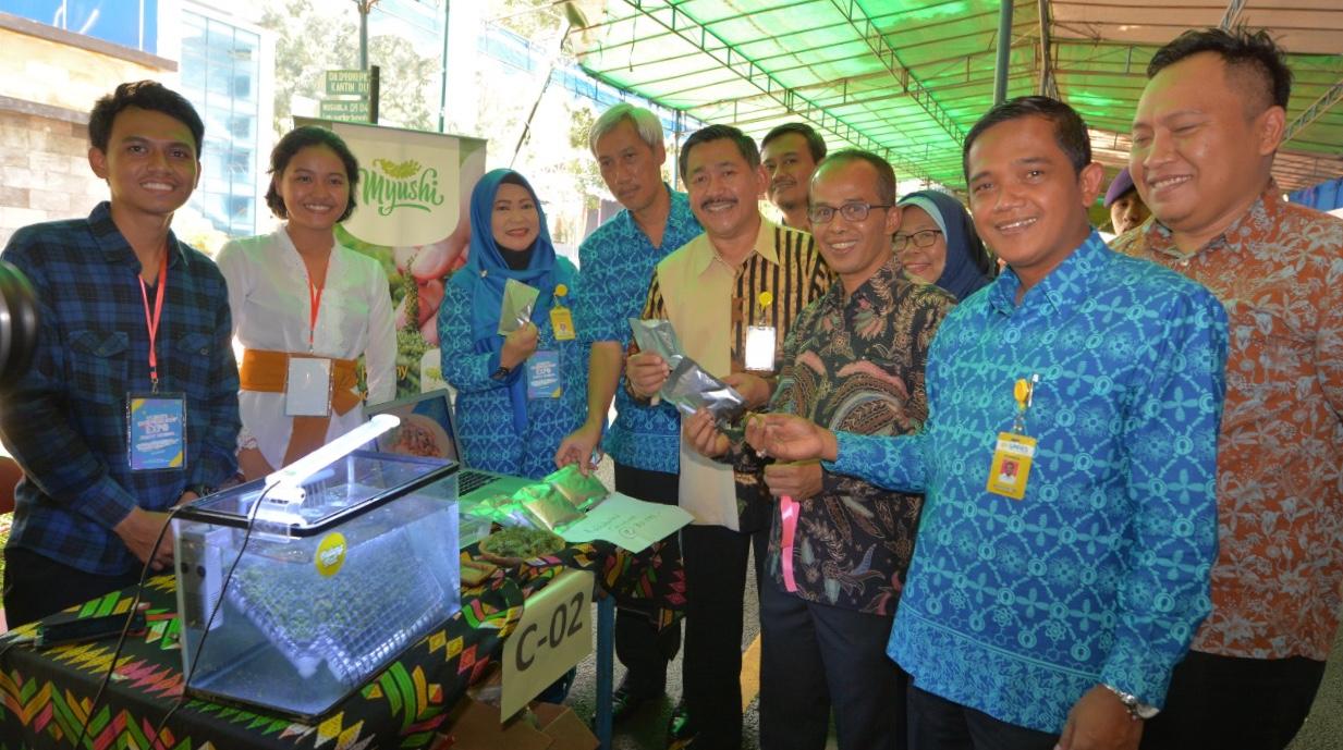 FMIPA Adakan Expo dan Kompetisi Kewirausahaan