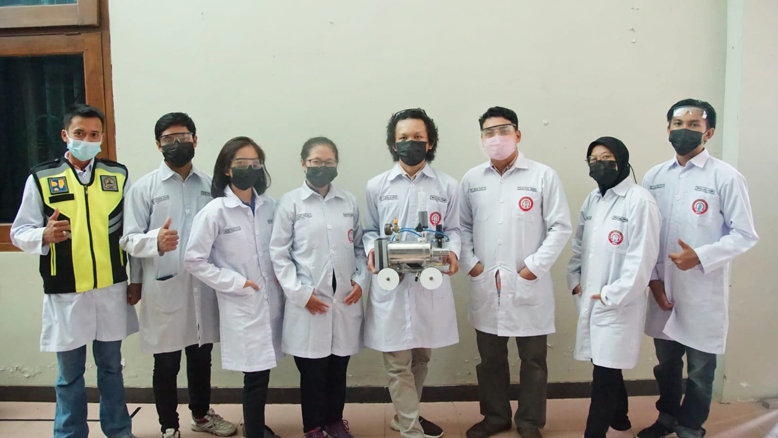 Tim ChemE Car FT-UNNES Lolos ke Final ChemCar Competition (VDI-chemcar wettbewerb) 2021 Tingkat Dunia