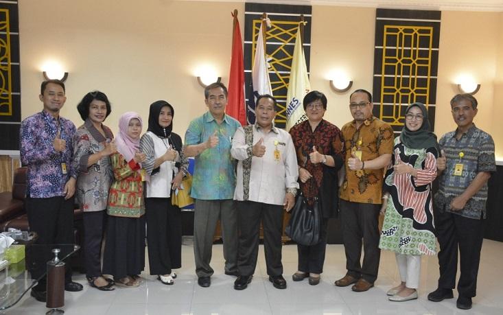Delegasi UNNES Ikuti Seminar I3S di Tunghai University Taiwan