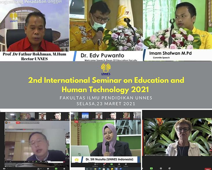 Sambut Dies Natalis, FIP UNNES Selenggarakan Seminar Internasional