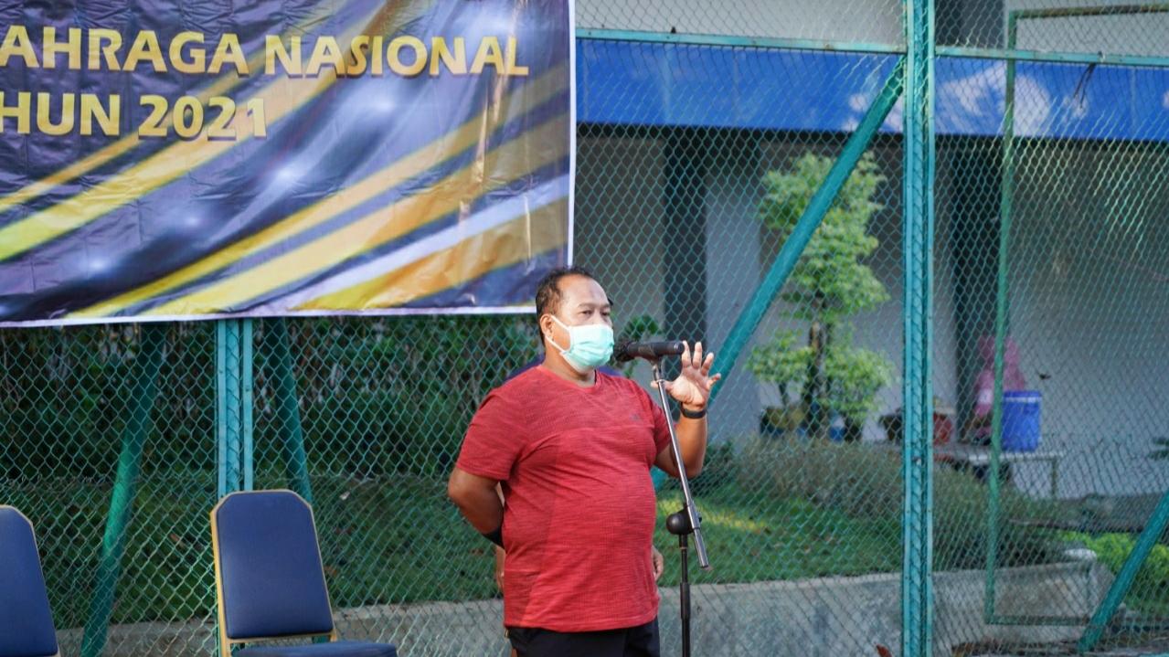 Rektor UNNES Akan Berikan Bonus Bagi Atlet Peraih Medali pada Ajang PON XX Papua