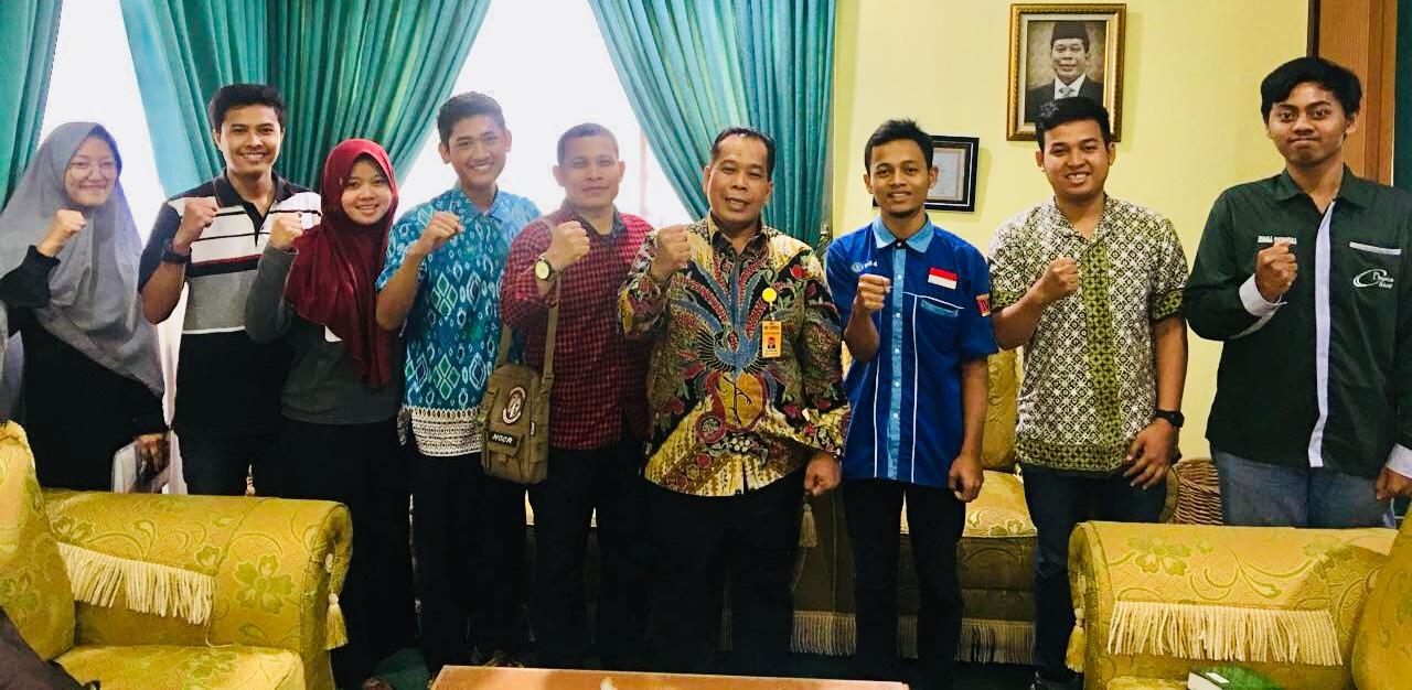 Fungsionaris DPM KM Adakan Audiensi Dengan Rektor Untuk Kemajuan UNNES
