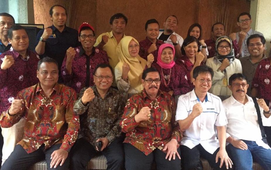 DPP IKA UNNES Bersinergi Dengan Suara Merdeka Untuk Majukan Pendidikan