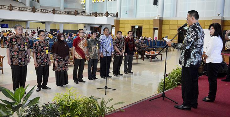 Dr Sutikno Kembali Pimpin KPRI Handayani UNNES