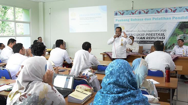 Prof Fathur: Dosen Abad 21 Harus Menguasai Kompetensi Kebutuhan Industri 4.0