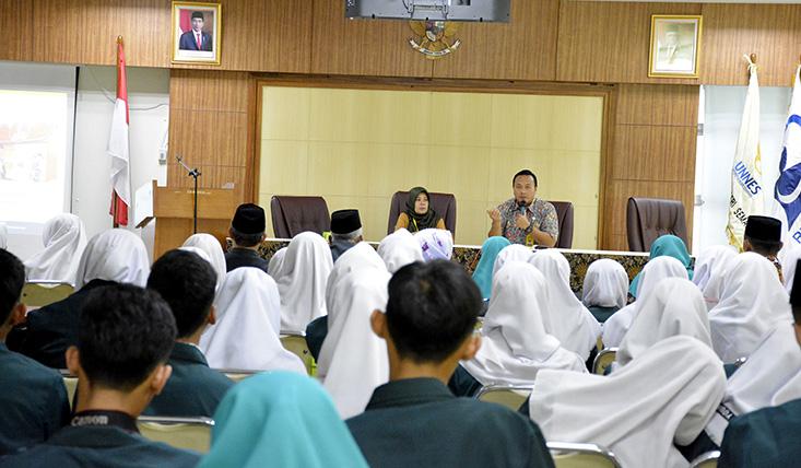 Kunjungan Kerja MAN 1 Suruh Kabupaten Semarang: Tiga Jalur Masuk UNNES
