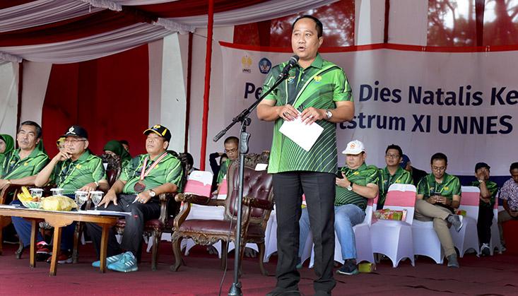 2020, UNNES Dapat Kado Istimewa Dari Pemkot Semarang