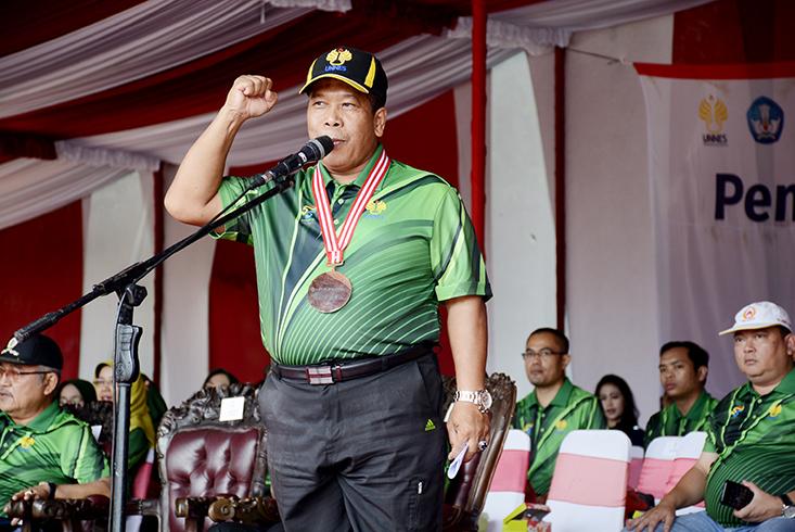 Dies Natalis ke-55/Lustrum XI menuju UNNES UNGGUL UNTUK INDONESIA MAJU