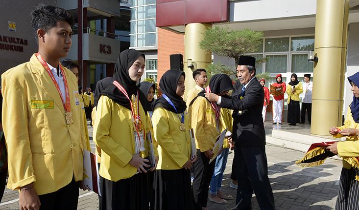 Peringati Hari Pahlawan, Mahasiswa UNNES Penuh Prestasi