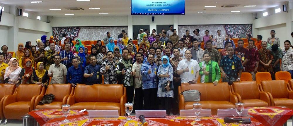Silaturahmi Akademik, FT Mantapkan Kapasitas Akademik di Era Disrupsi