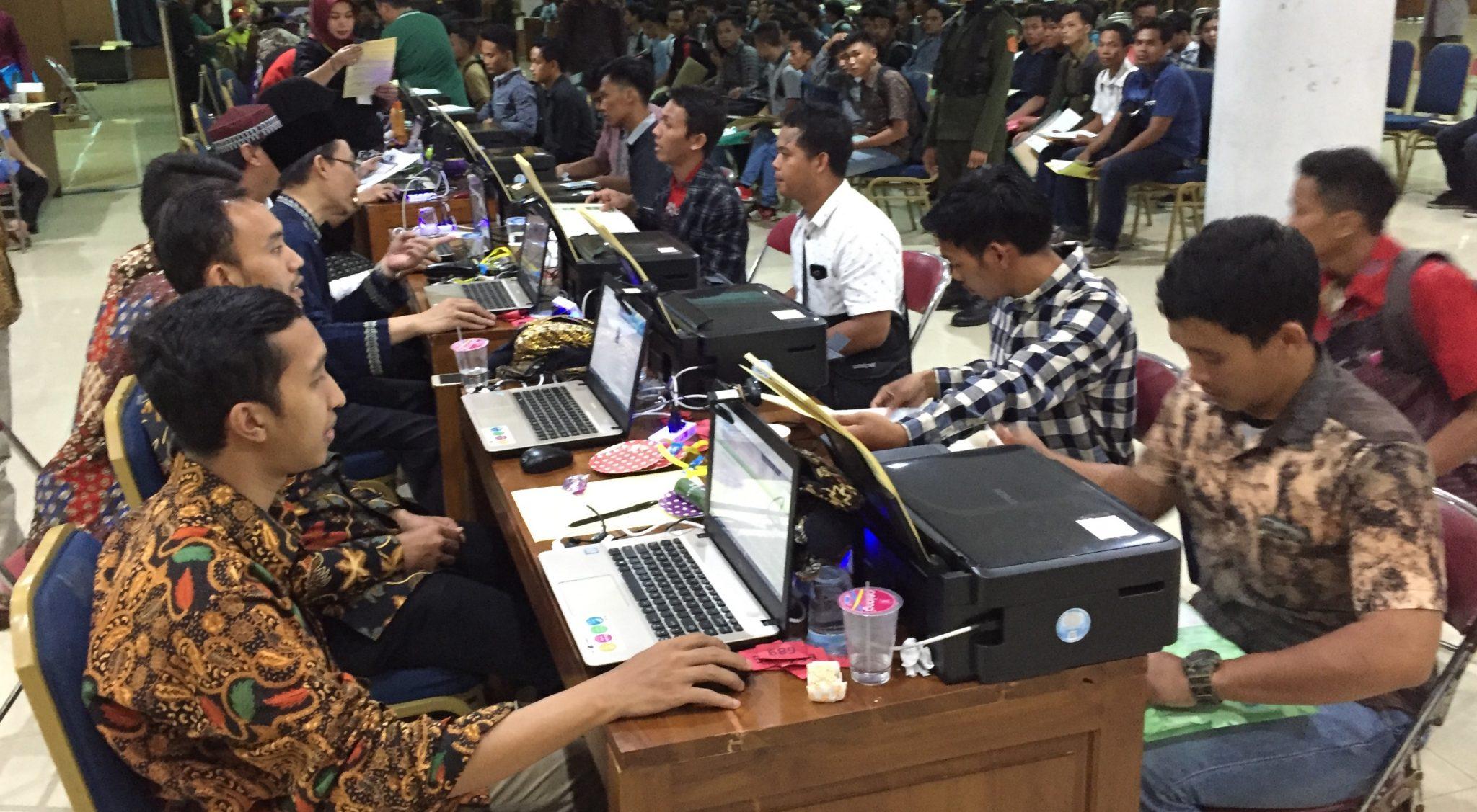 13.543 Calon TKI ke Korea Selatan Ikuti Ujian Sistem Poin Manufaktur