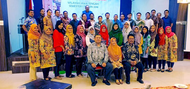 UNNES Selenggarakan Rakor Penyusunan LK dan BMN Smt  I Tahun 2018 Wilayah Jawa Tengah