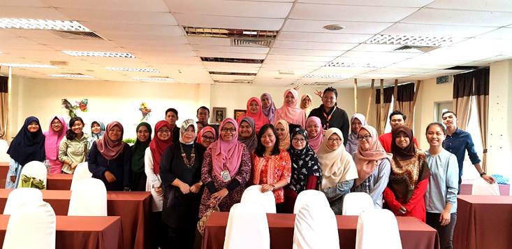 Dua Dosen FE UNNES Jadi Guest Lecture di UPSI, Malaysia