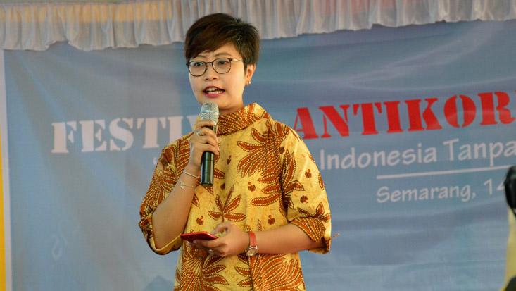 Bermain Bersama Tanamkan Nilai Anti Korupsi Sejak Dini Lewat Festival Anti Korupsi UNNES