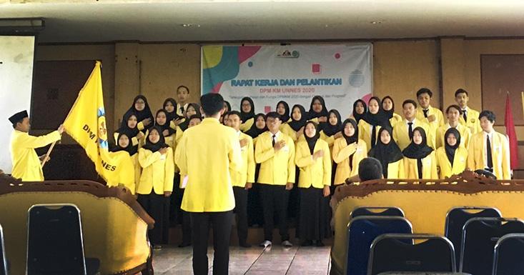 Pelantikan Staff Ahli dan Rapat Kerja DPM KM UNNES 2020