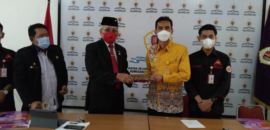 FH UNNES Jalin Kemitraan dengan DPD IKA Lemhanas Jateng