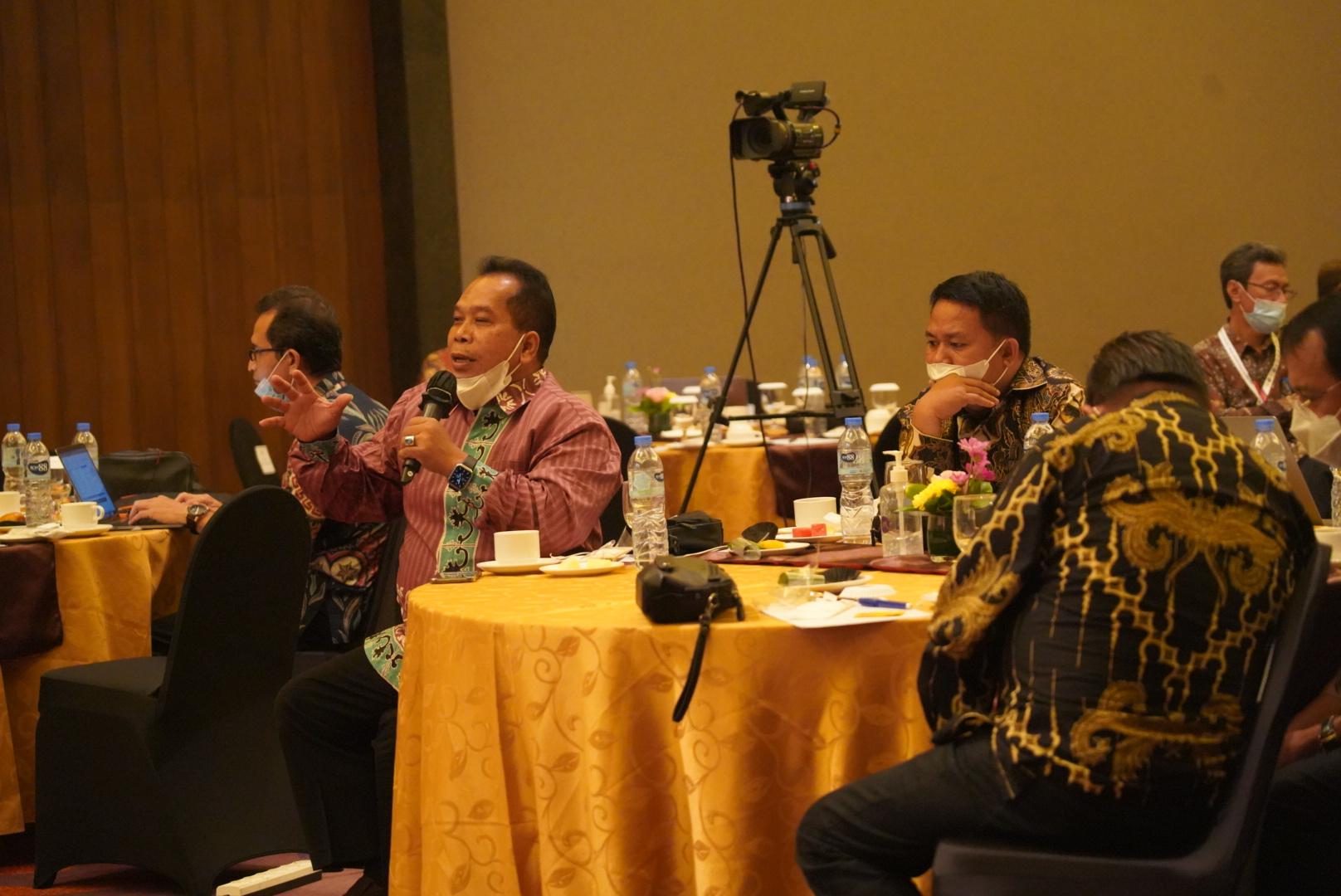 Rektor UNNES Usulkan Pemberian Beasiswa Bagi Guru PPG di Forum PPTKN