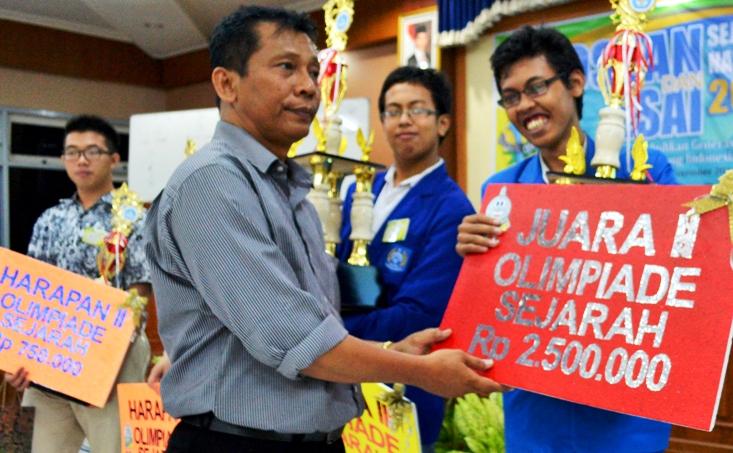 Di Unnes, 509 Siswa SMA se Indonesia Mengikuti OSEAN