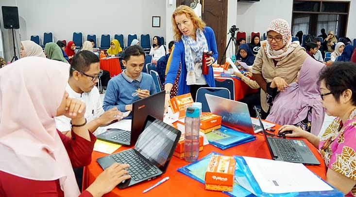 Implementasikan Visi Jurusan, Bahasa dan Sastra Inggris Bentuk Pusat Studi Literasi atau Literacy Centre