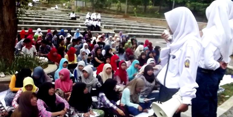 392 Mahasiswa Ikut Seleksi Anggota KSR PMI