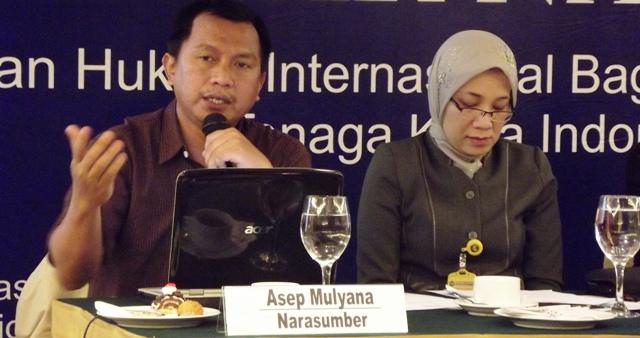 Belum Jelas, Mekanisme Bantuan Hukum untuk Buruh Migran
