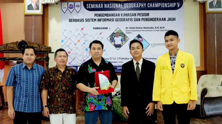 Seminar Geography Championship FIS