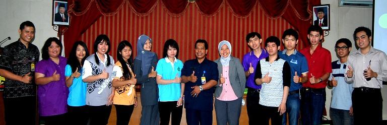10 Mahasiswa Thailand Ikuti Program IEPIS di Unnes
