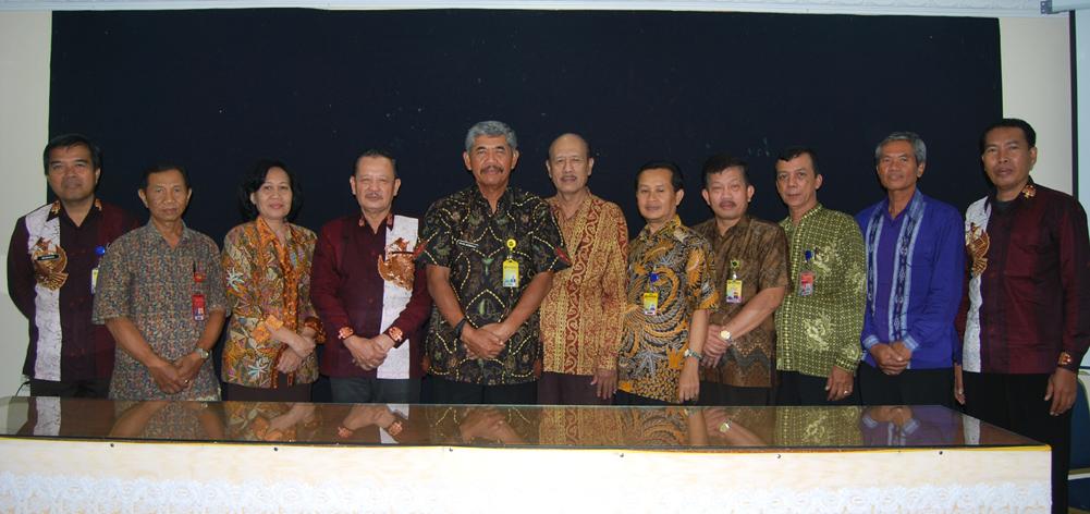 Dr Sukardi: Pensiun di Unnes adalah Kebahagian Luar Biasa