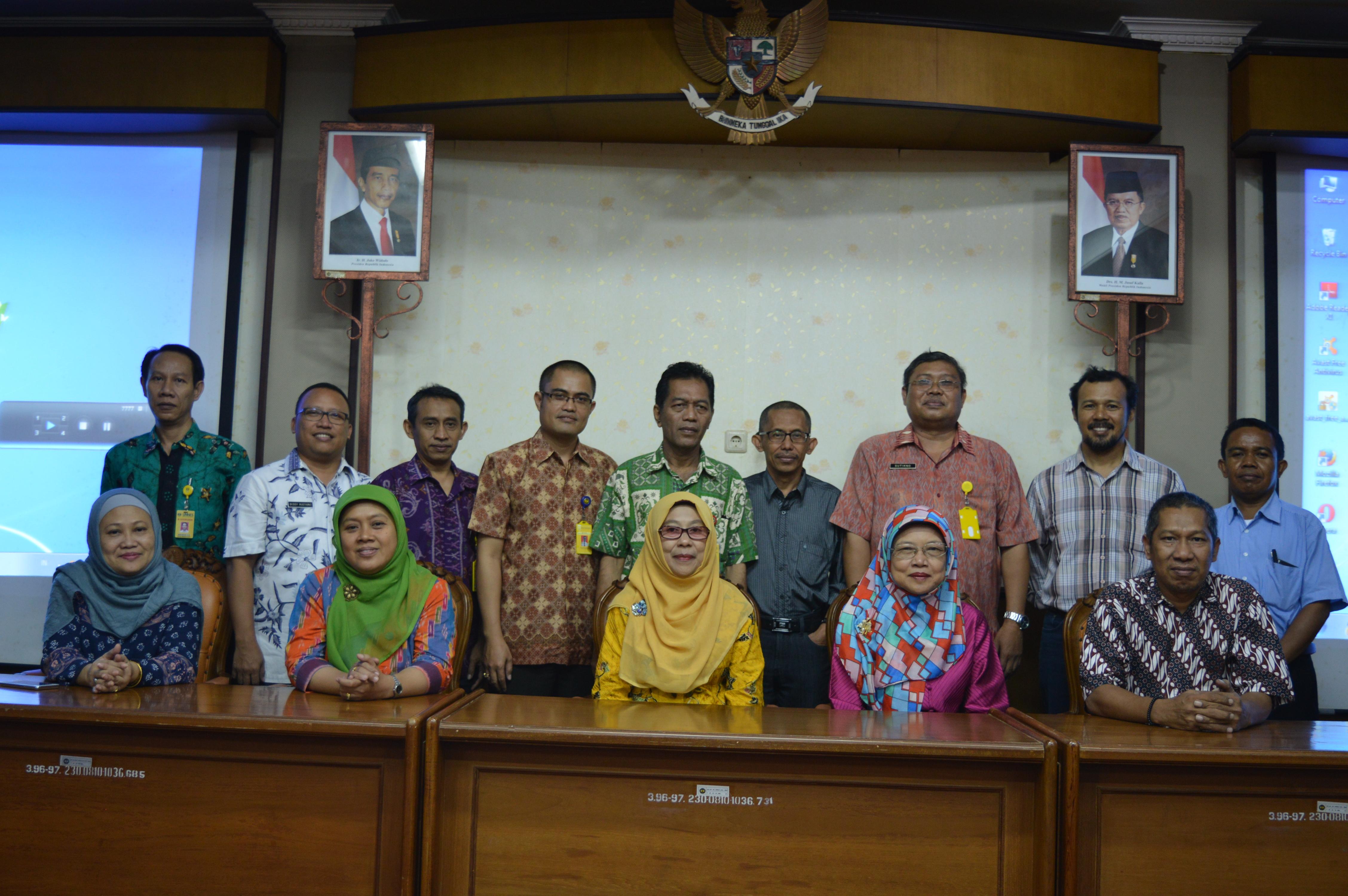 Universitas Tadulako Studi Banding Remunerasi ke Unnes