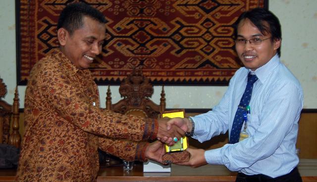 Universitas Negeri Padang Belajar IT di Unnes