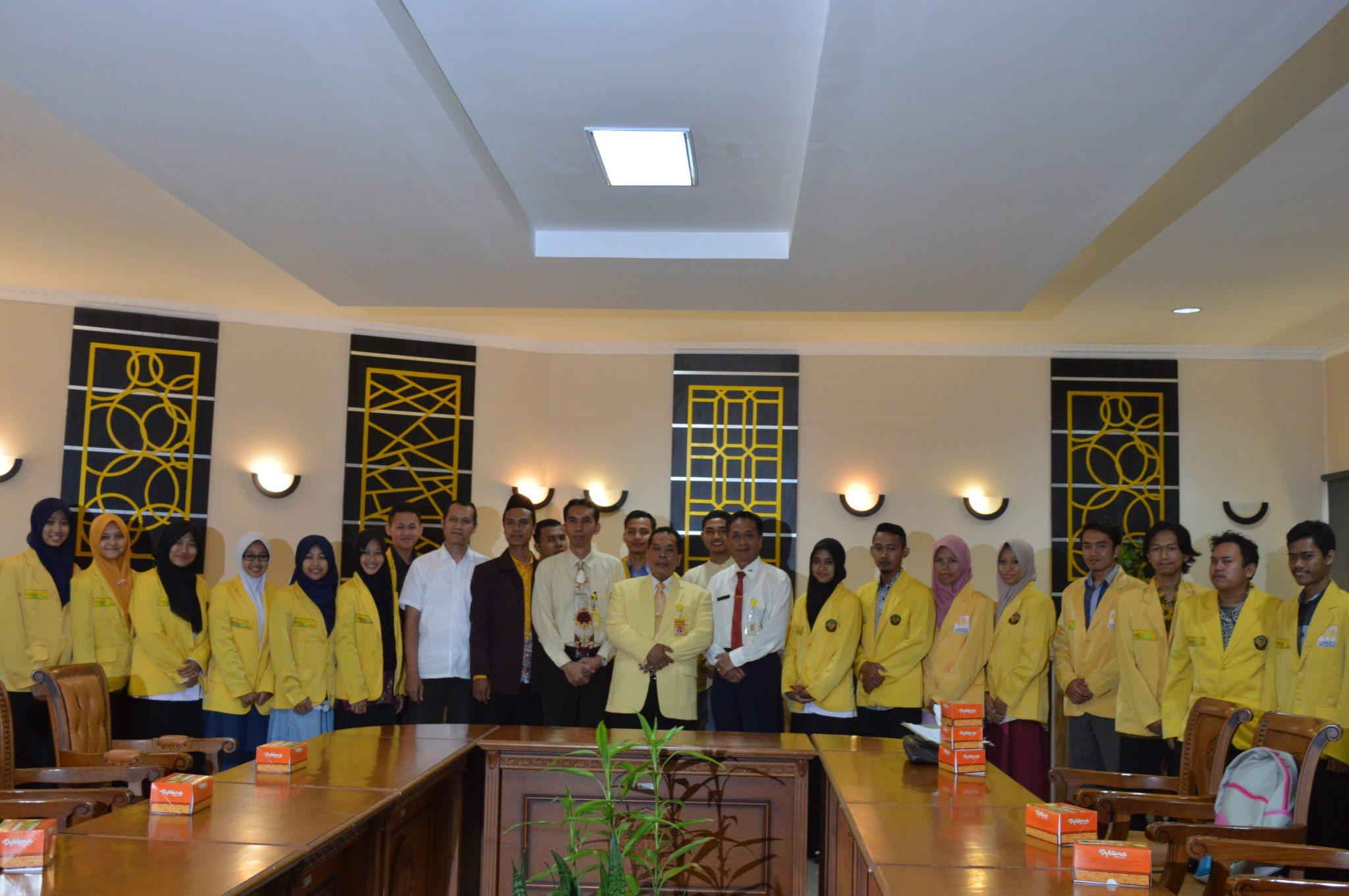 Lepas Delegasi MTQ Nasional 2017, Rektor UNNES Beri Pesan dan Motivasi