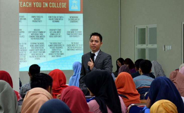 PT Valbury Asia Future Ajak Mahasiswa Kembangkan Potensi Berwirausaha dengan Dukungan Financial Consultant