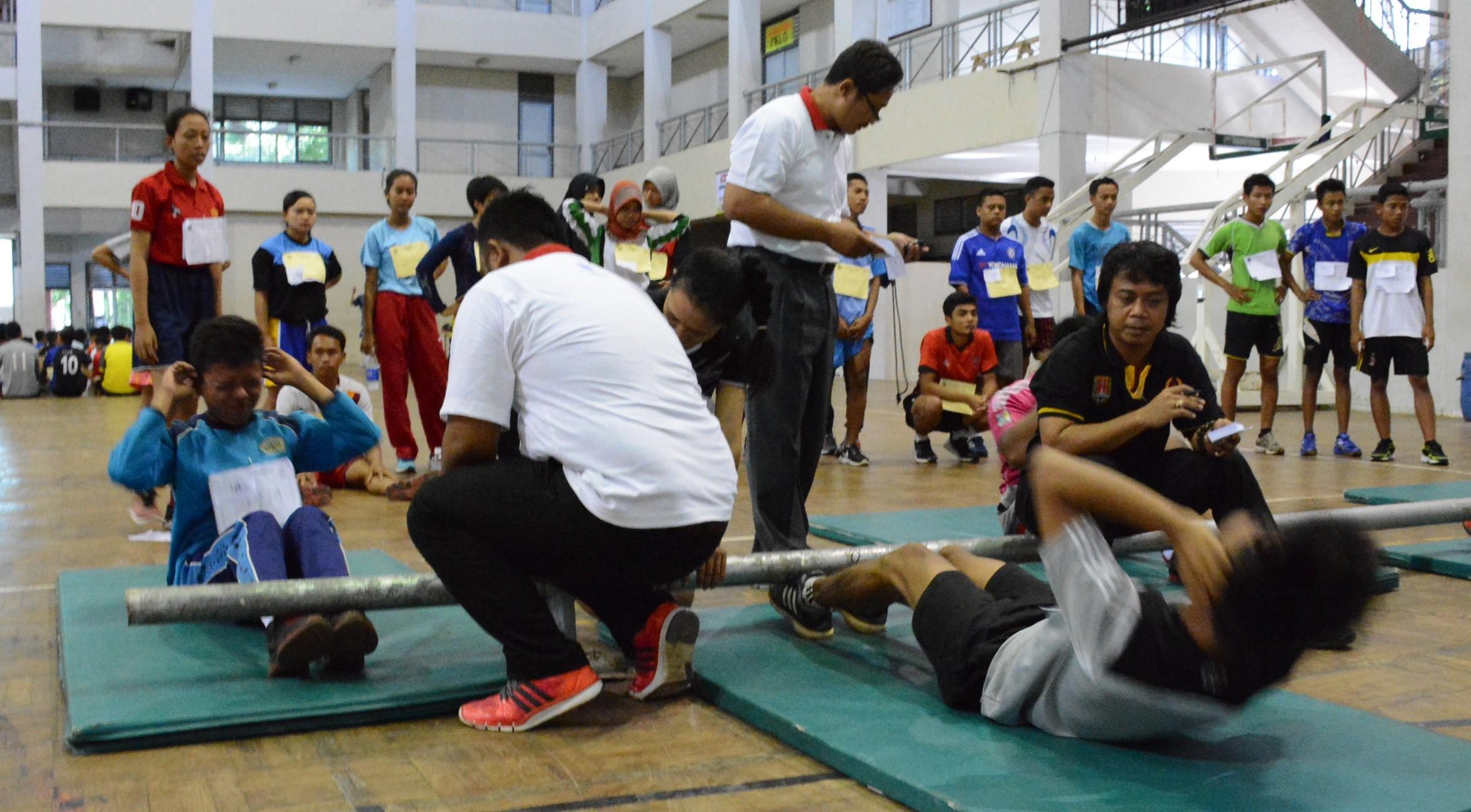 2.377 Peserta Ikuti Uji Keterampilan SBMPTN 2016