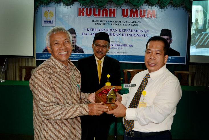 Wakil Ketua DPR RI Ajak Pimpinan Institusi Tinggalkan Manajemen Konvensional