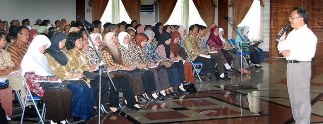 Jadwal PLPG Rayon 112 Diumumkan Rabu