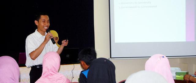 Program Pertukaran Pemuda Antarnegara 2012
