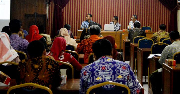 Bidang Kerjasama UNNES Sosialisasikan Program Transfer Kredit LPTK 2018