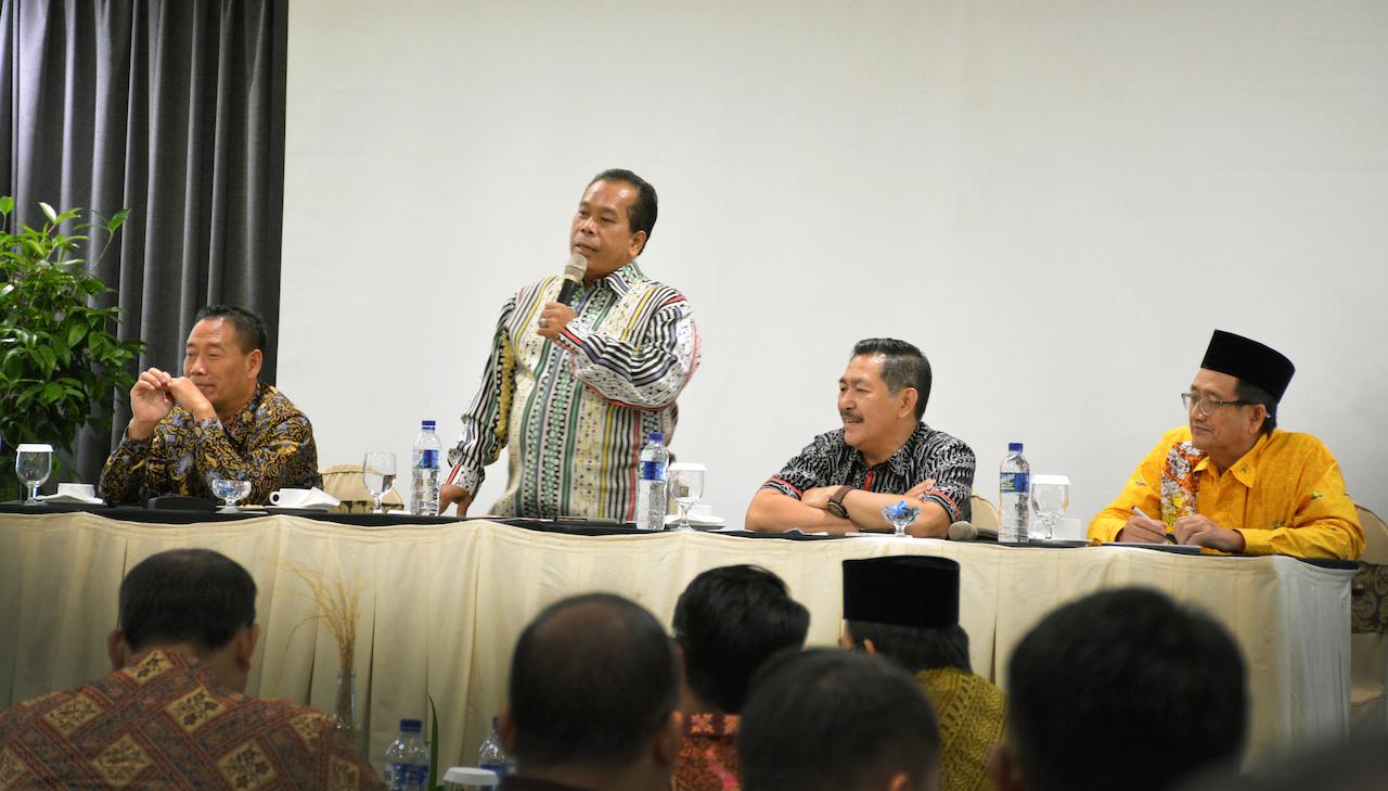 Kepercayaan Masyarakat Terus Meningkat, Rektor: Jaga dengan Integritas