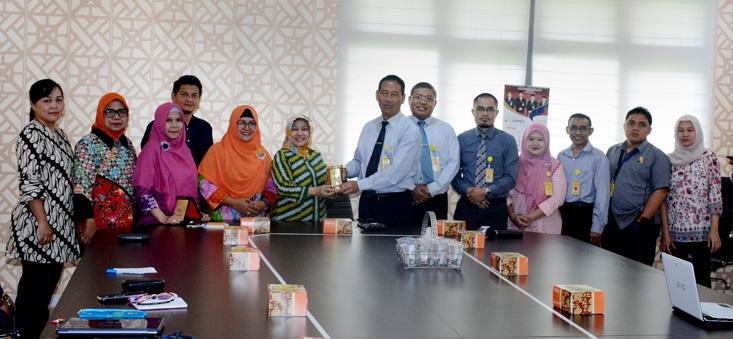 Universitas Tanjungpura Kalimantan Barat Kunjungi UNNES